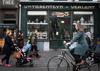 Tierenteyn mosterd Gent