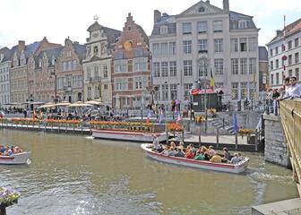 Bootjes van Gent - rederij Dewaele