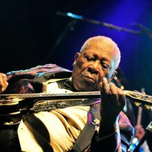 BB King - Gent Jazz