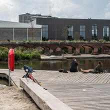 places to cool down in Ghent