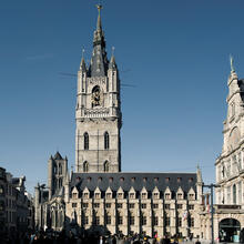 Ghent Belfry, world heritage