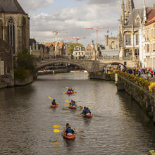 Ghent Active Guides