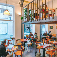 A lot of space inside Koffeine