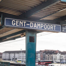 Dampoort Station