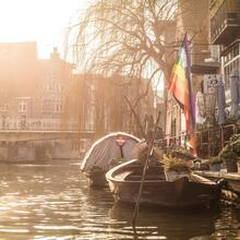 Boat trips on Ghent's inland waterways