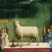 The Mystic Lamb: supreme divine art