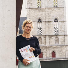 Walk Local en Gante con Katrien Van Gysegem